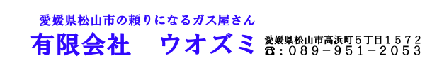 有限会社ウオズミ(愛媛県松山市)